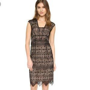 NWOT Shoshanna Hilda Lace Dress